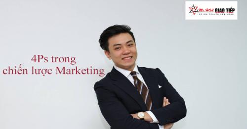 Unit 5: 4Ps trong chiến lược Marketing