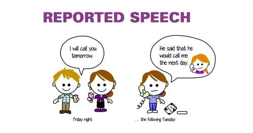 Câu Tường Thuật (Reported Speech) Trong Tiếng Anh