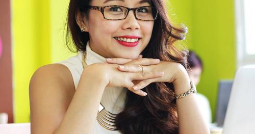 Ms Hoa - Founder Anh ngữ Ms Hoa; Tác giả kênh học online hơn 1 triệu người theo dõi