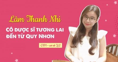 Thanh Nhi: Cô dược sĩ tương lai đến từ Quy Nhơn
