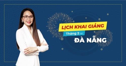 Lịch khai giảng lớp tiếng Anh giao tiếp tháng 2 tại Đà Nẵng