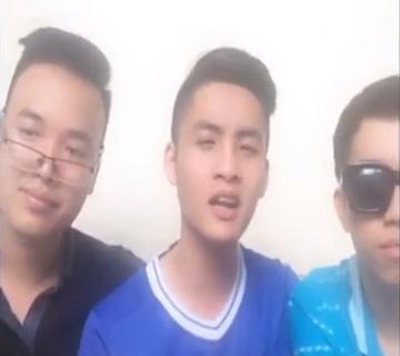 VIDEO tri ân của các bạn Quang Dũng, Văn Tuấn và Đức Anh_S84