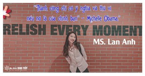 Ms. Lan Anh - Inspirational Messengers
