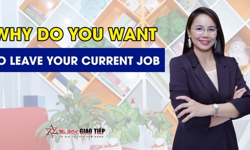 Unit 11: Why do you want to leave your current job?