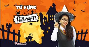 Học từ vựng tiếng Anh chủ đề Halloween