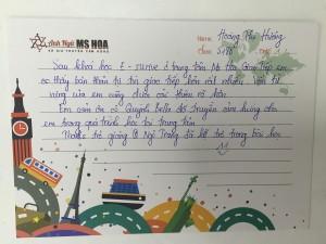 S188 - Cô giáo và trợ giảng nhiệt tình, các bạn học viên rất tuyệt!