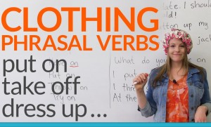 Unit 4: Phrasal verb with