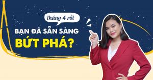 Lịch khai giảng lớp tiếng Anh giao tiếp tháng 4 tại Hà Nội