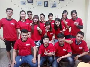 Cảm nhận học viên lớp Viettel KV3 HCM