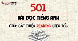 (TẢI NGAY) - 501 bài đọc tiếng Anh cực hay dành cho người mới bắt đầu