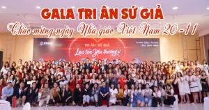 Gala kỷ niệm ngày Nhà Giáo Việt Nam 2020 - Tri ân Sứ giả - Lan tỏa yêu thương