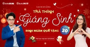 Cuộc Thi: Thả Thính Giáng Sinh - Rinh Ngàn Quà Tặng 2020