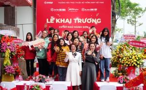 Tưng bừng khai trương cơ sở thứ 3 tại Ngũ Hành Sơn, Đà Nẵng - Ms Hoa Giao Tiếp