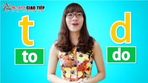 Cách phát âm thật chuẩn âm t và d
