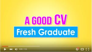 Unit 1: Mẫu CV cho sinh viên mới ra trường