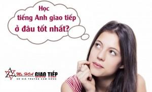 Học tiếng Anh thương mại ở đâu tốt nhất?