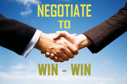 Negotiating Skills Test 4