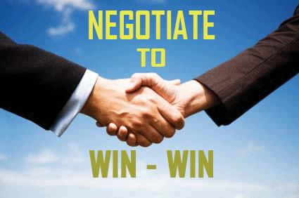 Negotiating Skills Test 4
