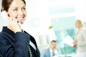 Business Telephoning Skills Test 4