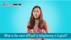 How to start a conversation in Telephoning?