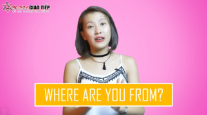 Tiếng anh giao tiếp hàng ngày: Topic Countries and Nationalities Part 2