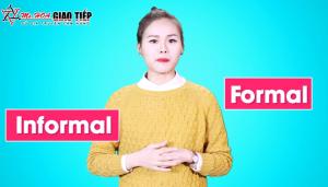 Sự khác nhau giữa 2 văn phong viết email: Formal & Informal