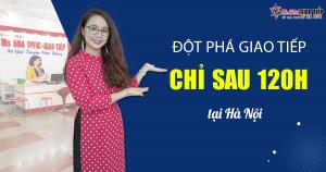 Lịch khai giảng lớp tiếng Anh giao tiếp tháng 11 tại Hà Nội