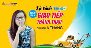 Lịch khai giảng các lớp Giao Tiếp Phản Xạ tháng 08/2017 tại Hà Nội