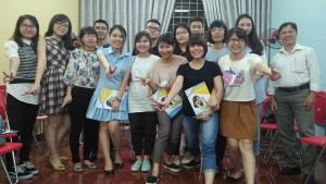 C69 - Từ khi bắt đầu học cùng Ms Hoa Giao Tiếp tôi cảm thấy có động lực để bắt đầu học tiếng anh hơn
