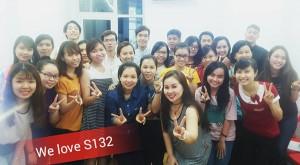 S132 - Em mong trung tâm ngày càng phát triển và mở rộng thêm trên các tỉnh, thành khác!