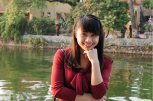 Ms Dương Tâm - Smiley messenger
