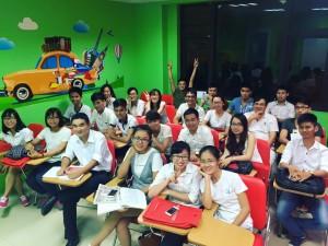 Tăng Phản xạ trong cách học tiếng Anh giao tiếp hiệu quả - Tư vấn bởi Ms Hoa
