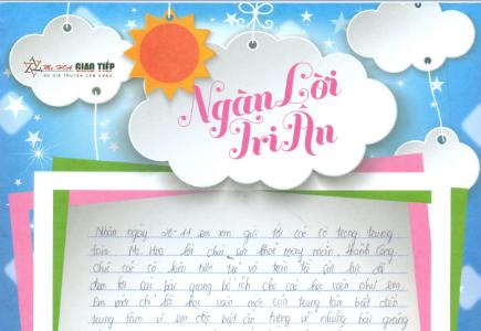 Trần Thị Thu Hường - S91 - Em chúc các cô ngày càng xinh đẹp và tràn đầy nhiệt huyết.