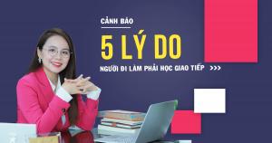 5 lý do người đi làm nhất định phải học tiếng Anh giao tiếp
