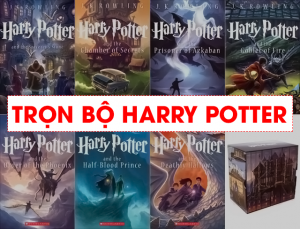 DOWNLOAD trọn bộ Harry Potter ebook+audio