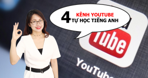 Hé lộ 4 kênh youtube học tiếng anh online chất lượng cho người mới bắt đầu