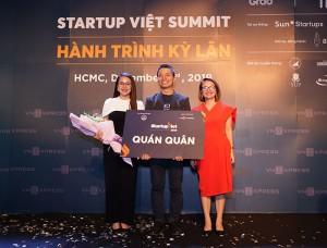 [Vnexpress] Founder IMAP: 'Tôi muốn hỗ trợ startup vươn ra thế giới'