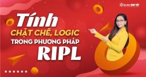 Tính chặt chẽ, logic (L) - Trong phương pháp RIPL