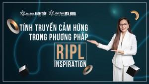 Tính truyền cảm hứng (Inspiration) - Trong phương pháp RIPL