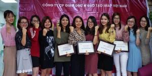 IMAP VIỆT NAM – TỔNG KẾT VÀ VINH DANH TƯ VẤN VIÊN XUẤT SẮC - QUÝ 3/2018