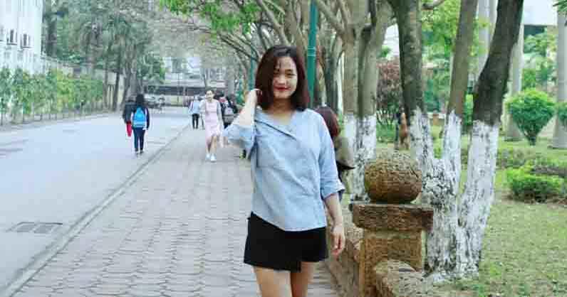 Ms. Thu Huyền - Sống là để cho đi