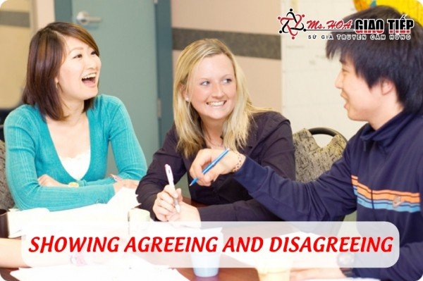 Unit 2: Showing agreeing and disagreeing