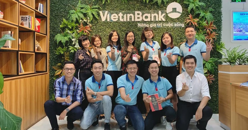 Lớp tiếng Anh giao tiếp - VietinBank HCM: