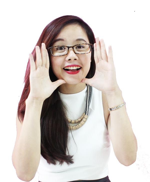 Ms Hoa - Inspiration Messenger
