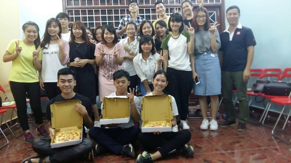 S77 - Cảm ơn cô Phương, cô Hoa đã giúp em nuôi dưỡng thêm ước mơ học tiếng anh của mình