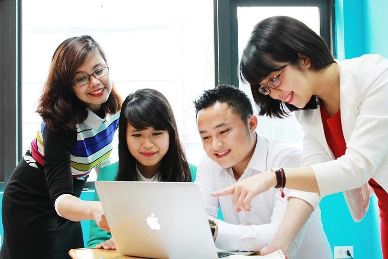 Lộ trình học tiếng Anh giao tiếp Công việc cơ bản cho người mới bắt đầu