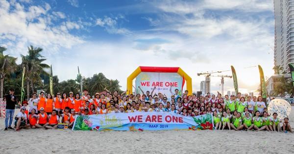IMAP Hội Tụ Anh Tài Ba Miền Tại Đà Nẵng Hè 2019 - We Are One