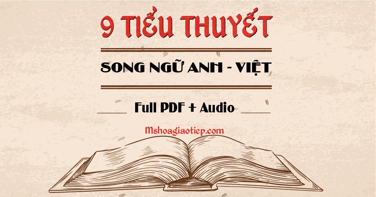 [Ebook miễn phí] - 9 TIỂU THUYẾT TIẾNG ANH