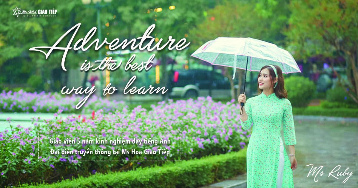 Hành trình lan tỏa tình yêu tiếng Anh của Cô giáo thủ khoa - Ms. Ruby Nguyễn