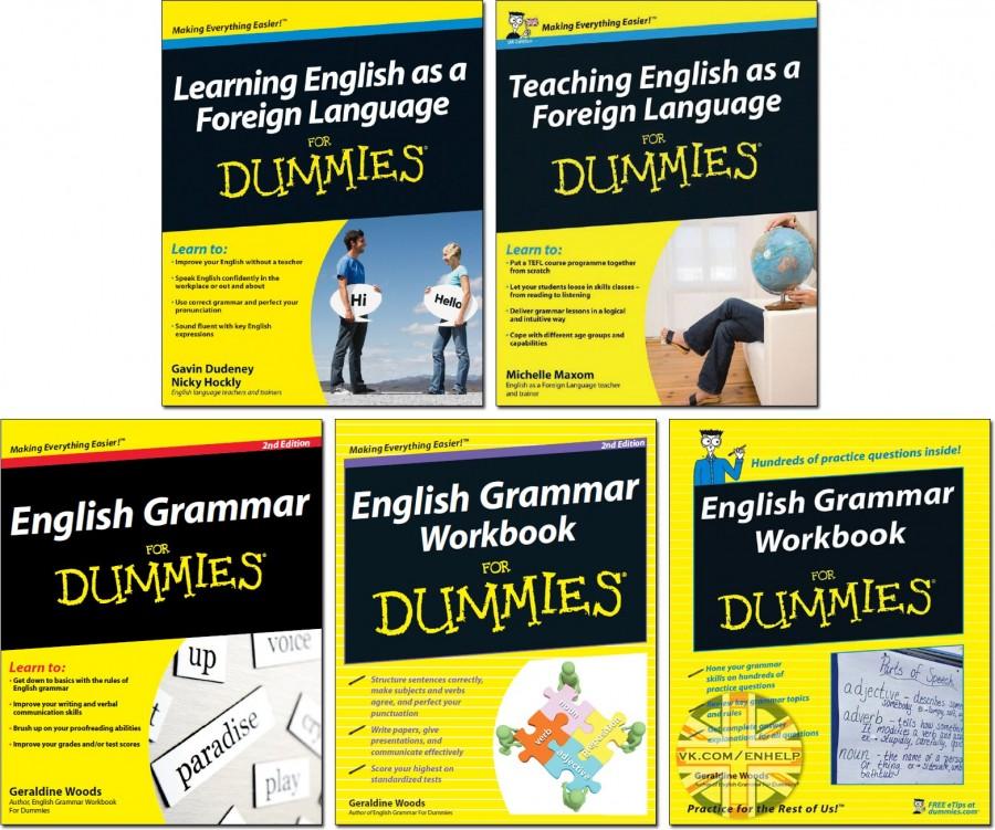 [Download Full bản đẹp] - English Grammar for Dummies - Ngữ Pháp cho dân học giao tiếp